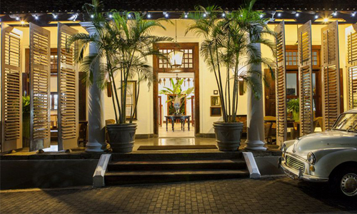 Galle Fort Hotel: A darling of architectural magazines   Galle Fort ...