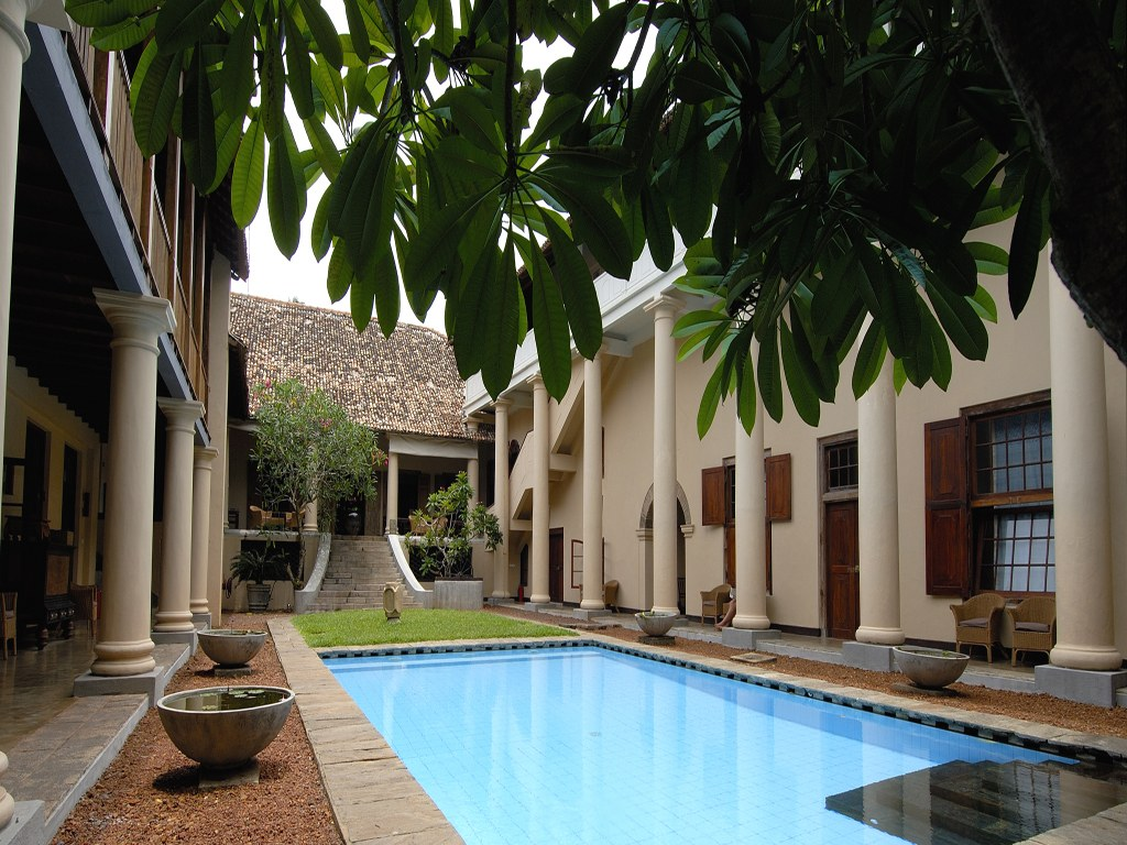 Luxury Hotels In Galle Fort Archives